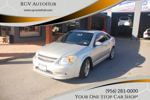 2010 Chevrolet Cobalt for sale at RGV AutoHub in Harlingen TX