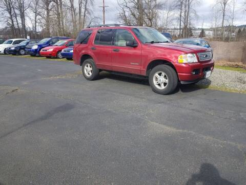 2005 Ford Explorer for sale at Bonney Lake Used Cars in Puyallup WA