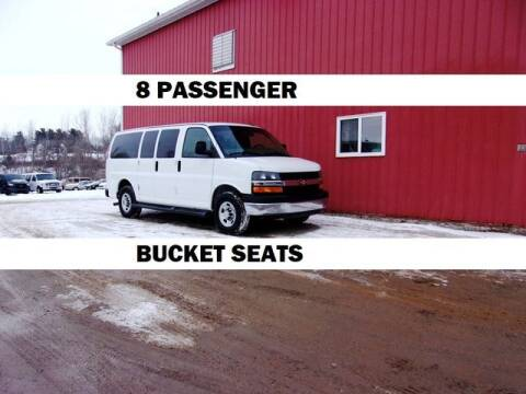 2015 Chevrolet Express Passenger for sale at Windy Hill Auto and Truck Sales in Millersburg OH