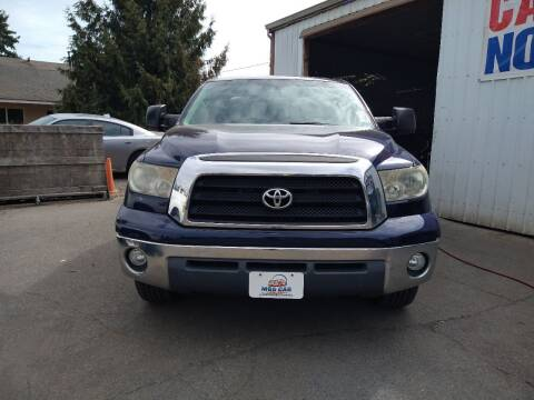 2008 Toyota Tundra for sale at M AND S CAR SALES LLC in Independence OR