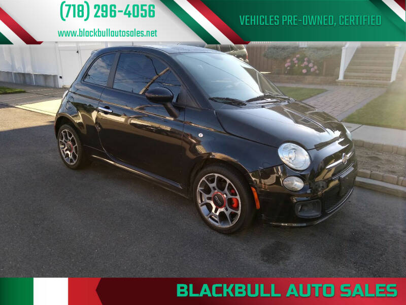 2012 FIAT 500 for sale in Ozone Park, NY