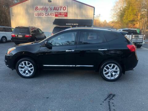 2012 Nissan Rogue for sale at Buddy's Auto Inc in Pendleton SC