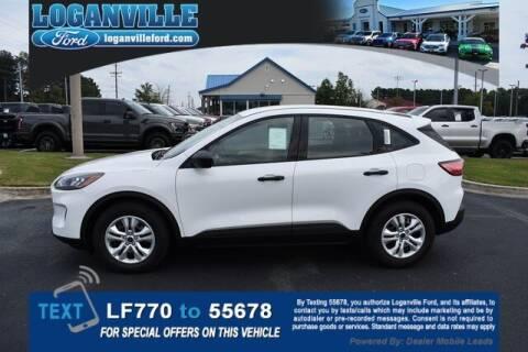 2021 Ford Escape for sale at Loganville Ford in Loganville GA