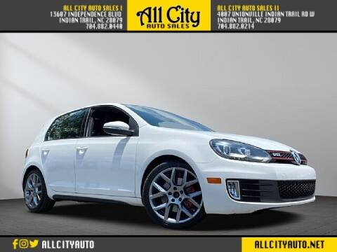2013 Volkswagen GTI for sale at All City Auto Sales in Indian Trail NC