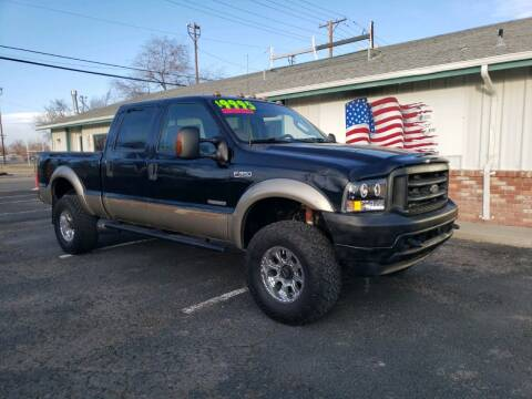 2003 Ford F-350 Super Duty for sale at Sand Mountain Motors in Fallon NV