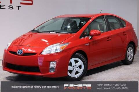 2010 Toyota Prius for sale at Fishers Imports in Fishers IN