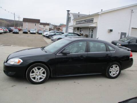 2010 Chevrolet Impala for sale at ROUTE 119 AUTO SALES & SVC in Homer City PA