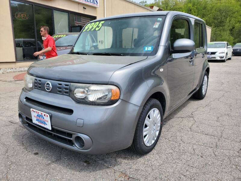 2013 Nissan cube for sale at Auto Wholesalers Of Hooksett in Hooksett NH