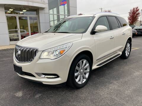 2015 Buick Enclave for sale at RABIDEAU'S AUTO MART in Green Bay WI