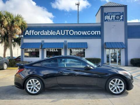 2013 Hyundai Genesis Coupe for sale at Affordable Autos in Houma LA