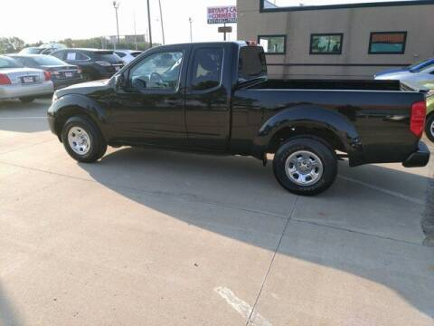 2018 Nissan Frontier for sale at Bryans Car Corner in Chickasha OK