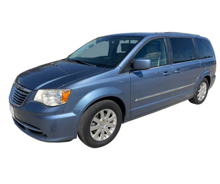 2011 Chrysler Town and Country for sale at Averys Auto Group in Lapeer MI