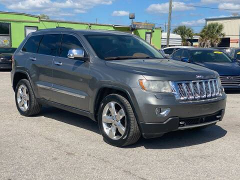 2013 Jeep Grand Cherokee for sale at Marvin Motors in Kissimmee FL