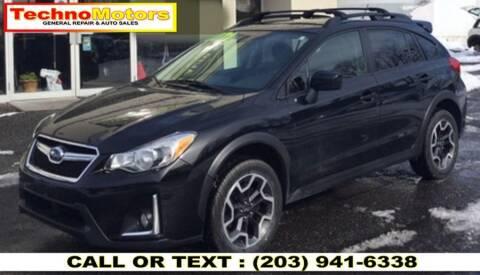 2017 Subaru Crosstrek for sale at Techno Motors in Danbury CT