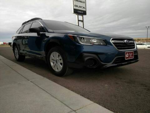 2019 Subaru Outback for sale at Tommy's Car Lot in Chadron NE
