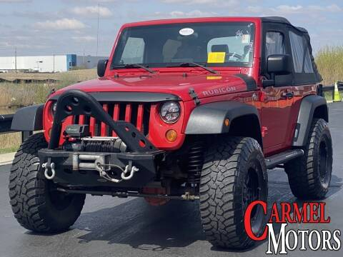 2007 Jeep Wrangler for sale at Carmel Motors in Indianapolis IN