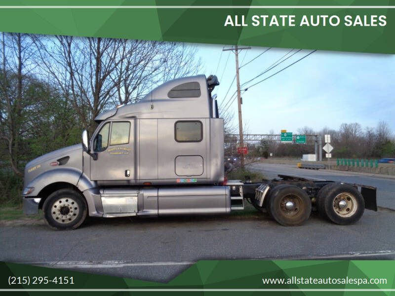 2007 Peterbilt 387 for sale at All State Auto Sales in Morrisville PA