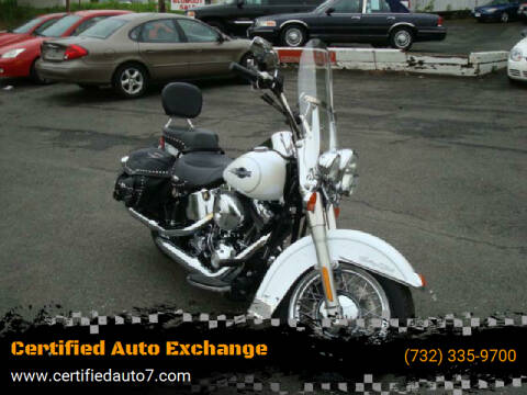 2006 HARLEY SOFTTAIL for sale at Certified Auto Exchange in Keyport NJ