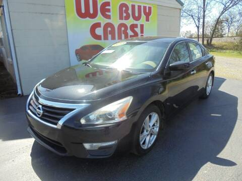 2013 Nissan Altima for sale at Right Price Auto Sales in Murfreesboro TN