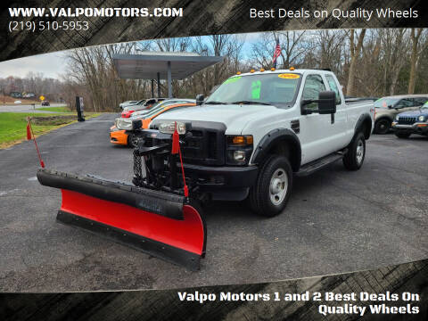 2008 Ford F-350 Super Duty for sale at Valpo Motors 1 and 2  Best Deals On Quality Wheels in Valparaiso IN