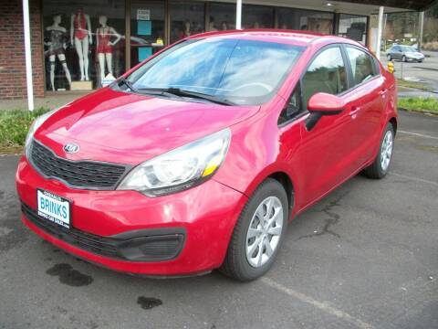 2013 Kia Rio for sale at Brinks Car Sales in Chehalis WA
