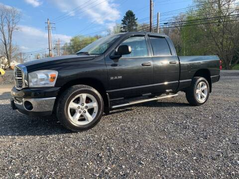2008 Dodge Ram Pickup 1500 for sale at Old Trail Auto Sales in Etters PA