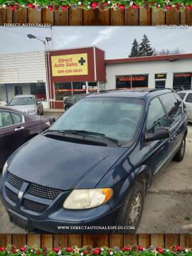 2001 Dodge Caravan for sale at Direct Auto Sales+ in Spokane Valley WA