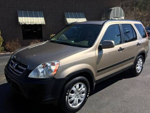 2006 Honda CR-V for sale at Depot Auto Sales Inc in Palmer MA