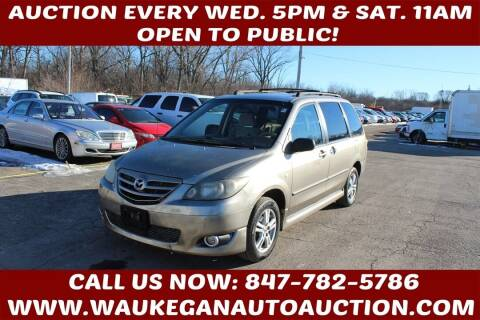 2006 Mazda MPV for sale at Waukegan Auto Auction in Waukegan IL