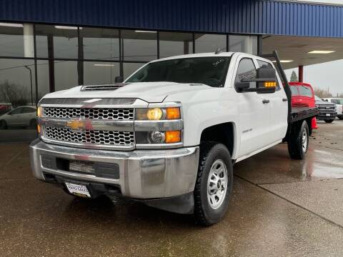 2019 Chevrolet Silverado 3500HD for sale at South Commercial Auto Sales in Salem OR