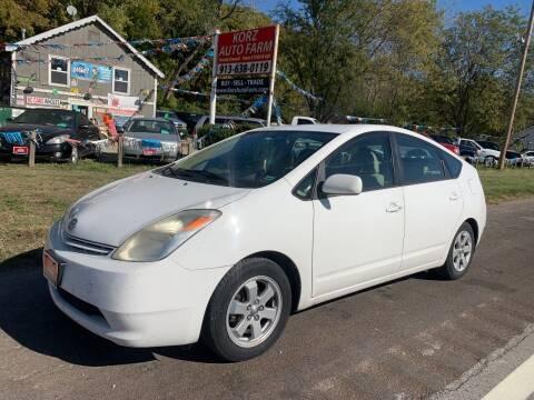 2004 Toyota Prius for sale at Korz Auto Farm in Kansas City KS