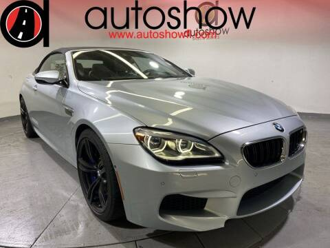 2016 BMW M6 for sale at AUTOSHOW SALES & SERVICE in Plantation FL
