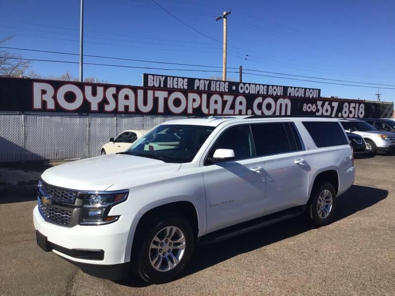 2015 Chevrolet Suburban for sale at Roy's Auto Plaza 2 in Amarillo TX