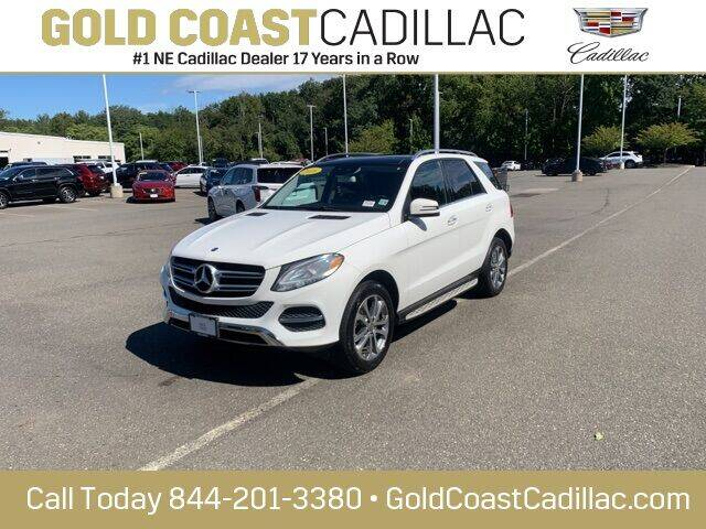 2016 Mercedes-Benz GLE for sale at Gold Coast Cadillac in Oakhurst NJ