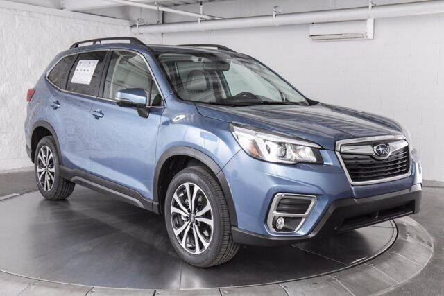 2021 Subaru Forester for sale in Austin, TX