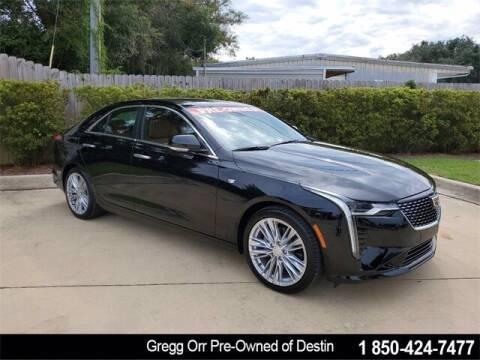 2020 Cadillac CT4 for sale at Gregg Orr Pre-Owned of Destin in Destin FL