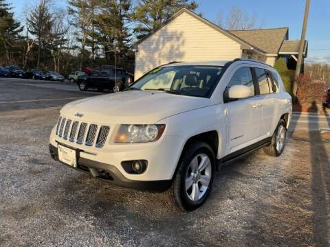 2014 Jeep Compass for sale at Williston Economy Motors in Williston VT