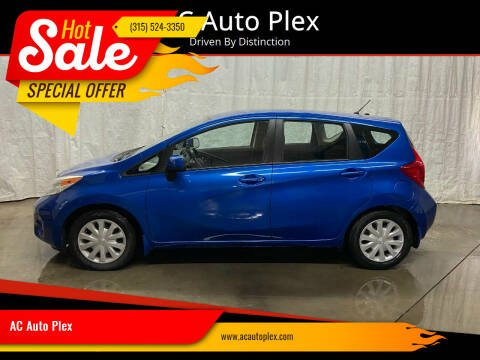 2014 Nissan Versa Note for sale at AC Auto Plex in Ontario NY