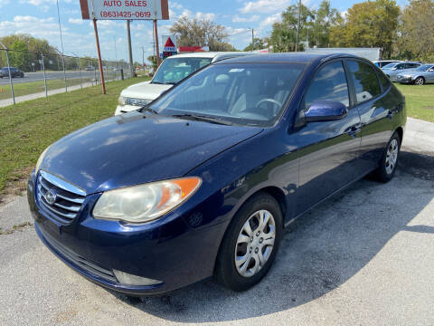 2010 Hyundai Elantra for sale at Massey Auto Sales in Mulberry FL