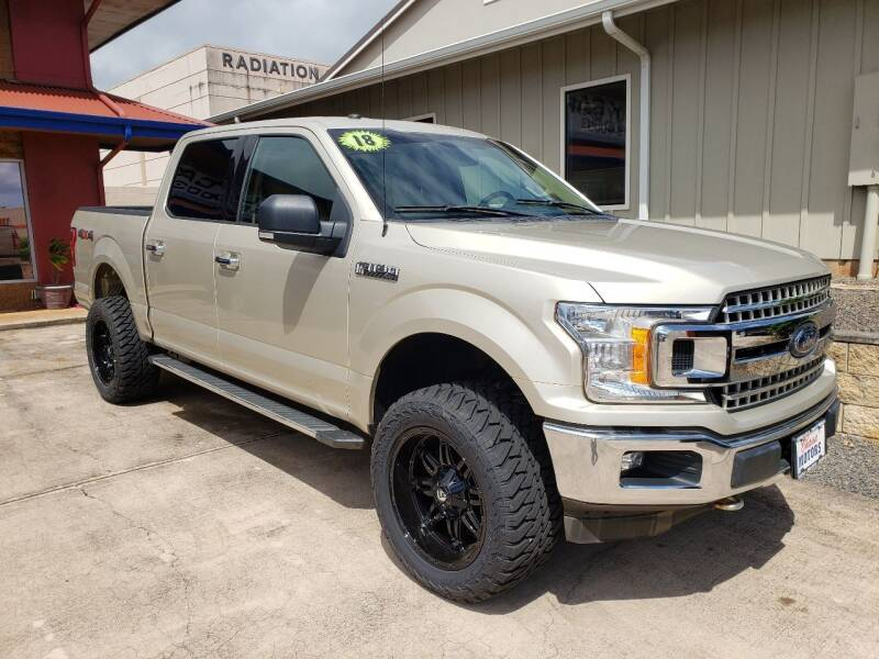 2018 Ford F-150 for sale at Ohana Motors - Lifted Vehicles in Lihue HI