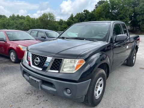 2007 Nissan Frontier for sale at Best Buy Auto Sales in Murphysboro IL