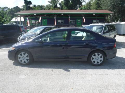 2006 Honda Civic for sale at CARS CARS CARS INC in Apopka FL