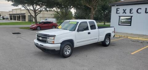 2006 Chevrolet Silverado 1500 for sale at Executive Automotive Service of Ocala in Ocala FL