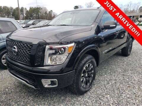 2019 Nissan Titan for sale at Impex Auto Sales in Greensboro NC