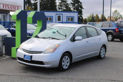 2006 Toyota Prius for sale at BAYSIDE AUTO SALES in Everett WA