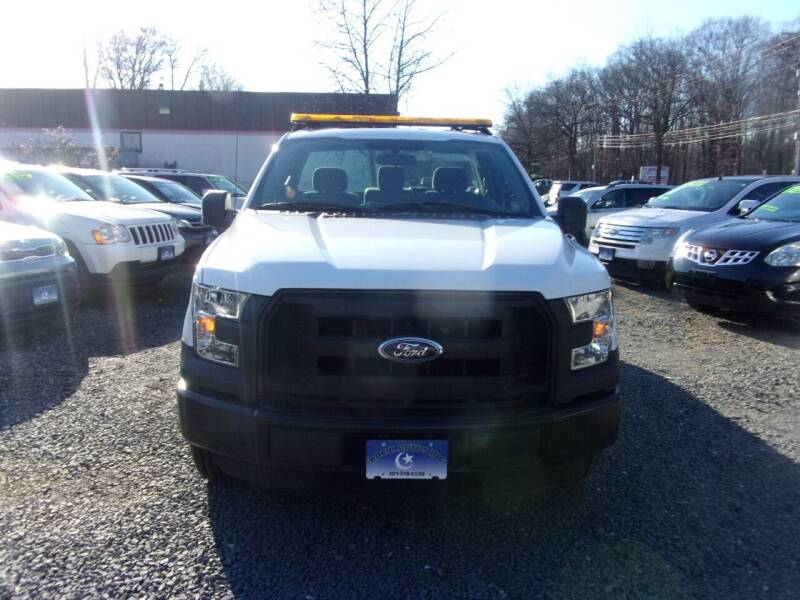 2016 Ford F-150 for sale at Balic Autos Inc in Lanham MD