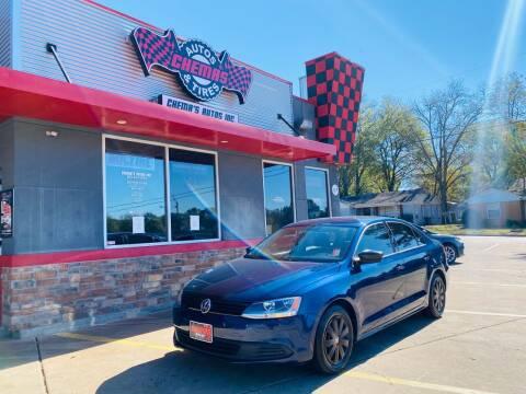 2014 Volkswagen Jetta for sale at Chema's Autos & Tires in Tyler TX