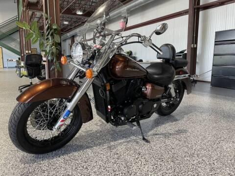 2018 Honda Shadow Aero for sale at Williston Economy Motors in South Burlington VT