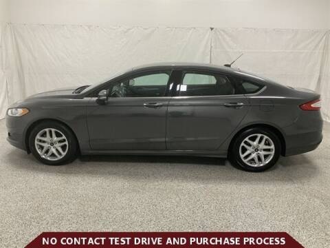 2016 Ford Fusion for sale at Brothers Auto Sales in Sioux Falls SD