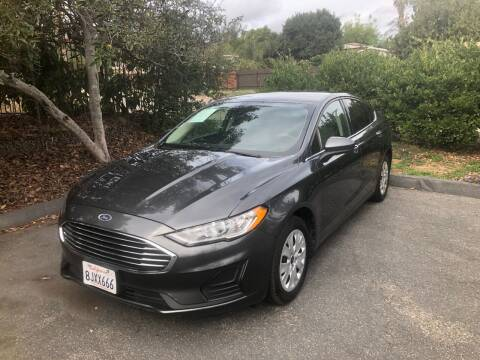 2019 Ford Fusion for sale at North Coast Auto Group in Fallbrook CA